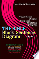 The Bible English Block Sentence Diagram Memory John 19 21