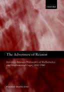 The Adventure of Reason