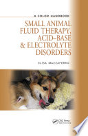 Small Animal Fluid Therapy Acid Base And Electrolyte Disorders Book PDF