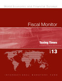 Fiscal Monitor  October 2013