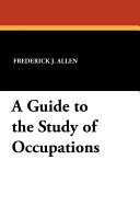 A Guide to the Study of Occupations