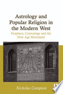 Astrology and Popular Religion in the Modern West
