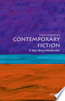 Contemporary Fiction A Very Short Introduction