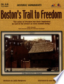 Boston S Trail To Freedom Enhanced Ebook