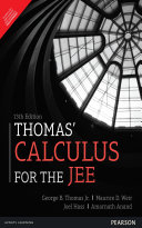 Thomas Calculus for the JEE