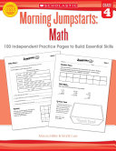 Morning Jumpstarts: Math (Grade 4)