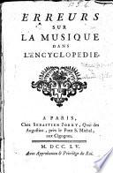 Encyclopédie [Pdf/ePub] eBook