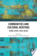 Communities and Cultural Heritage