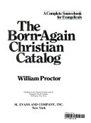 The Born again Christian Catalog