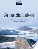 Antarctic Lakes Book PDF
