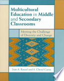 Multicultural Education in Middle and Secondary Classrooms
