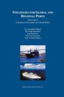 Strategies for Global and Regional Ports Pdf/ePub eBook