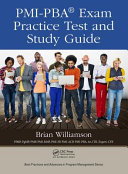 Pmi Pba Exam Practice Test And Study Guide Book PDF
