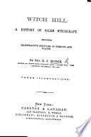 Witch Hill Book PDF