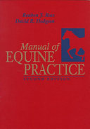 Manual of Equine Practice