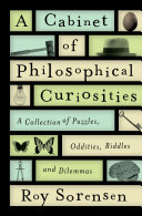 Pdf A Cabinet of Philosophical Curiosities Telecharger