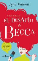 El Desafio de Becca. 2 (Serie El Divan de Becca)