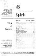 Telegraph Delivery Spirit