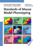 Standards of Mouse Model Phenotyping