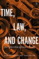 Time, Law, and Change Pdf/ePub eBook
