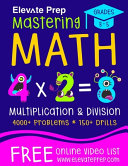 Mastering Math Multiplication and Division