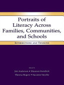 Portraits of Literacy Across Families, Communities, and Schools ebook