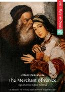 The Merchant of Venice (English German Edition illustrated)