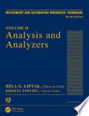 Analysis And Analyzers PDF
