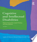 Cognitive and Intellectual Disabilities Book