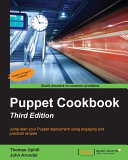 Puppet Cookbook   Third Edition
