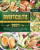 Diverticulitis Cookbook 2021