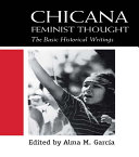 Chicana Feminist Thought