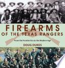 Firearms of the Texas Rangers Book