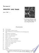The Journal of Industry & Trade