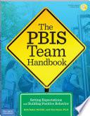 The PBIS Team Handbook