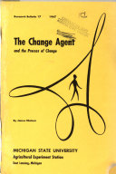 The Change Agent and the Process of Change ebook