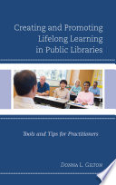 Creating And Promoting Lifelong Learning In Public Libraries Book PDF