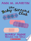 The Baby Sitters Club  4  Mary Anne Saves the Day Book