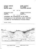 Document D'Enquête Archéologique Du Canada
