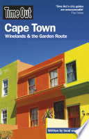Time Out Cape Town 3rd edition