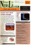 Global Change Newsletter