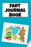 Fart Journal Book