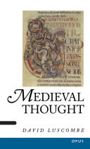 Medieval Thought