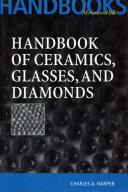 Handbook of Ceramics Glasses, and Diamonds