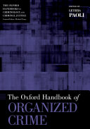 Pdf The Oxford Handbook of Organized Crime Telecharger