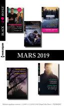 10 romans Black Rose + 1 gratuit (n°523 à 527 - Mars 2019) Pdf/ePub eBook