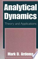 Analytical Dynamics