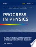 Progress in Physics  vol  2 2015