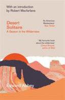 Desert Solitaire Book PDF