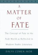 Pdf A Matter of Fate